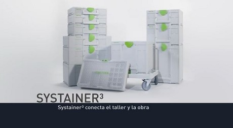 Transporte ergonómico | Systainer³