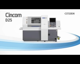 Torno Cincom D25 Citizen
